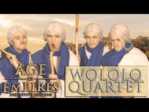 Age of Empires - Wololo Quartet