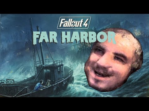 Мэддисон Fallout 4 Far Harbor DLC все стримы