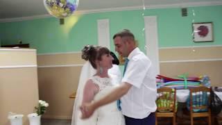 Свадебный танец Максима и Ольги