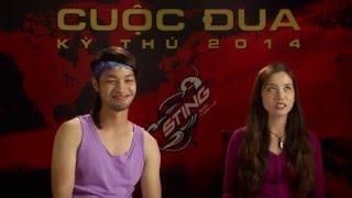 cuoc dua ky thu 2014 - chang 5 - chia tay doi tim