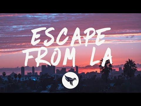 The Weeknd - Escape From LA (Lyrics)