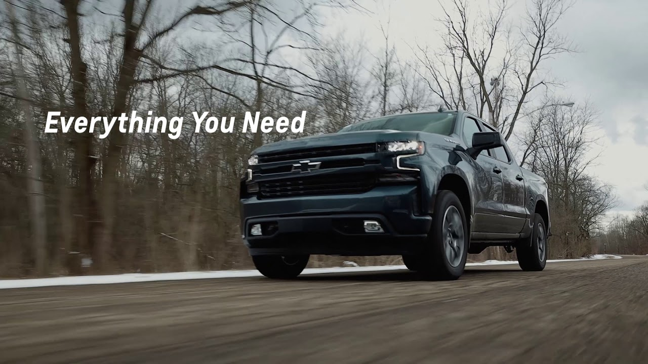 The Only Truck You Need // Berger Chevy