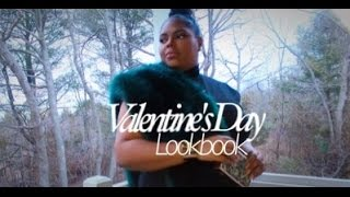 Plus Size Valentine's Day Lookbook | UrbnCastles
