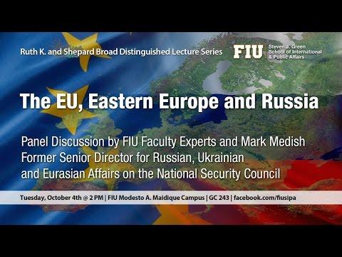 The EU, Eastern Europe and Russia