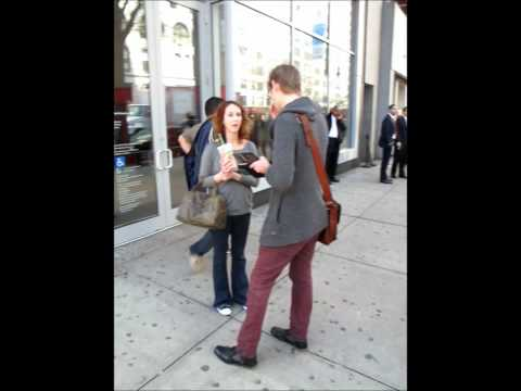 NYC Pedestrians Beware! They Will Scam You Out of $60.00 for