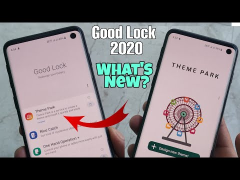 One Ui 2.0 Good Lock App 2020 Latest Update Full Review