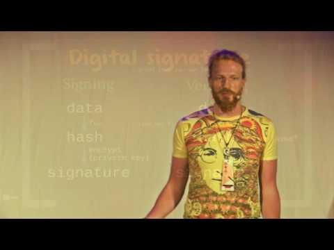 How will the digital signature outlast the usual one?   Anton Keks   TEDxLasnamäe