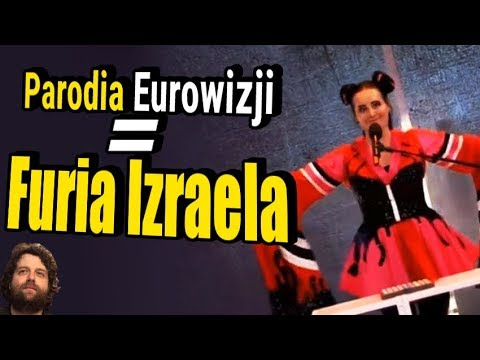 Izrael Wściekły za Parodię Piosenki Netta Toy na Eurowizję - Komentator