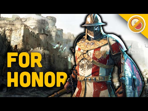 DESTROYING EVERYONE AS CONQUEROR! - For Honor Gameplay