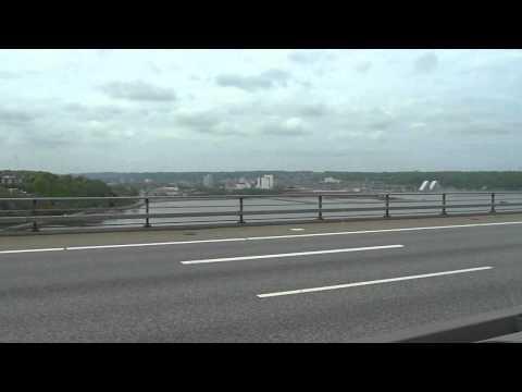 Vejle Fjord Brücke - Vejle Fjord Bridge - Vejlefjordbroen