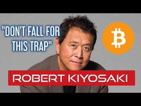 Robert Kiyosaki Gives Crypto Investors A Warning | #TheHodlers