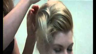Alexandra Edelberg быстрая причёска 7.wmv