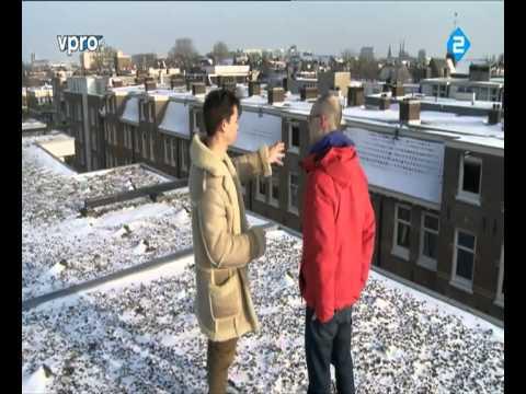 Kpn telekom plaatst zendmasten op Hogeboomstraat Amsterdam