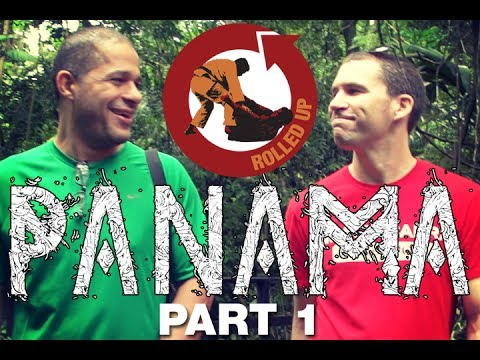Rolled Up Episode 40: Panama part 1 of 2