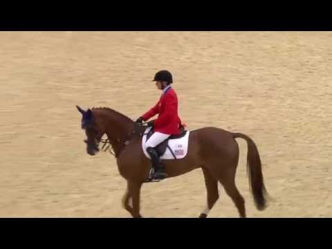 Olympic Equestrian Video-Rise (For Rio 2016)