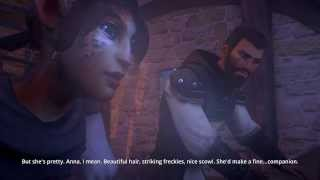 """Let's play """"Dreamfall Chapters - Book 3: Realms"""" - 1 / 3"""