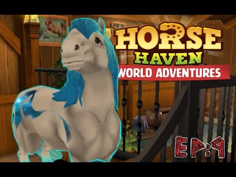 Horse Haven W.A.: Our very own Galaxy! Episode: 9