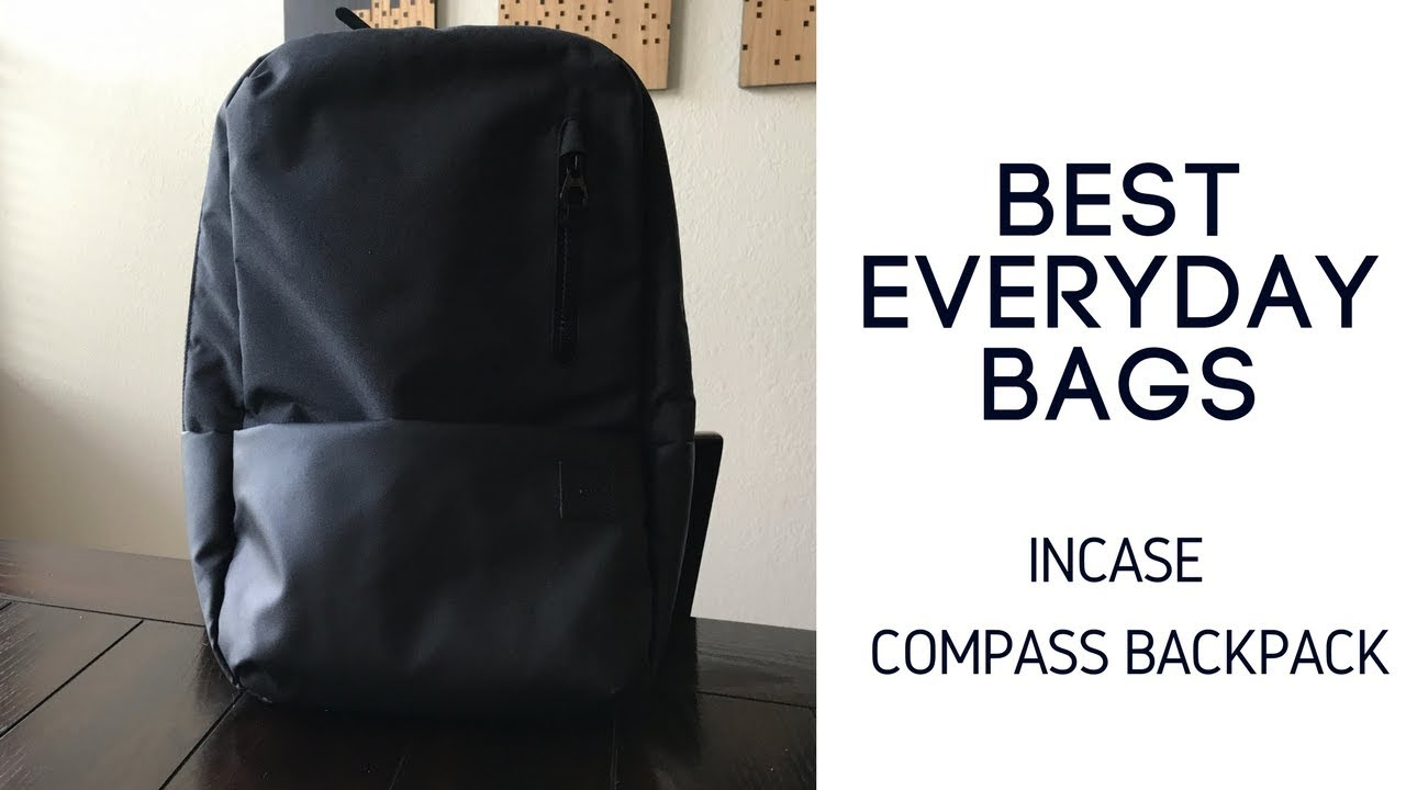 Best Day Bags: Incase Compass Backpack Review