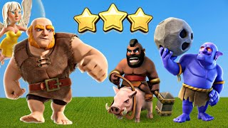 TH9 HGHB (Healer + Giant + Hog Rider + Bowler) War Attack Strategy | Part 8 | Clash of Clans
