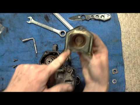 Toyota Hiace Wiring Diagram Omega Rtd Rebuild A Starter Youtube