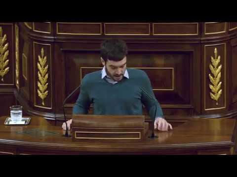"""""""Ustedes quieren una Europa abierta a los capitales e incapaz de garantizar los derechos humanos"""""""