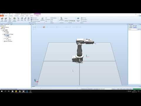 Ipari robotok programozása 1. ABB RobotStudio