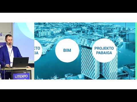 """Clarion Hotel Helsinki, Helsinki Tower"" pristatymas (UAB ""INHUS Engineering"")"