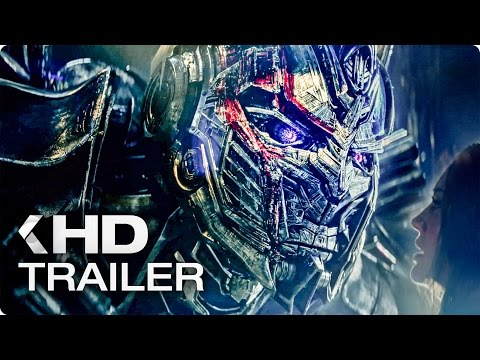 Thumbnail: TRANSFORMERS 5: The Last Knight ALL Trailer & Clips (2017)
