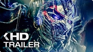 TRANSFORMERS 5: The Last Knight ALL Trailer & Clips (2017)