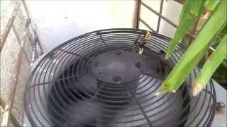 Carrier split system air conditioner,