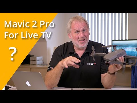 Mavic 2 Live TX for TV - is it possible?