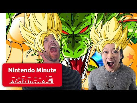 DRAGON BALL FighterZ Team Battle with Pros - Nintendo Minute