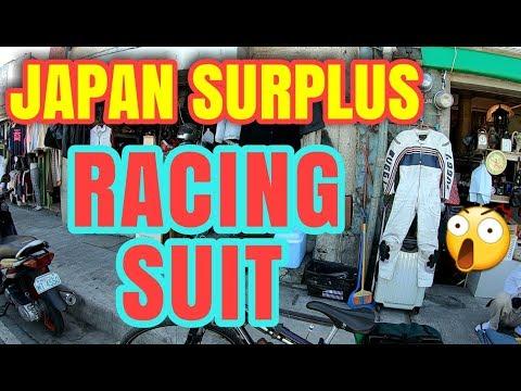 MURANG RACING SUIT NA JAPAN SURPLUS | PUNTAHAN NYO NA