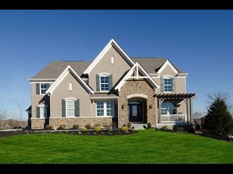 The Paxton Floorplan By Fischer Homes | Model Home In West Chester, OH