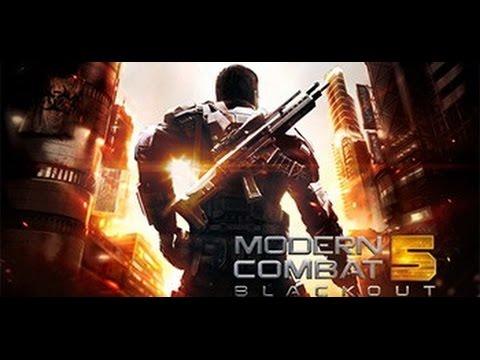 Как установить Modern Combat 5 на андроид
