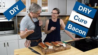 How To Make Measured Dry Cure Bacon At Home