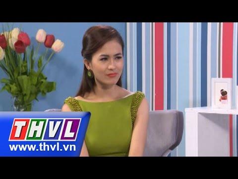 THVL   Nhịp cầu nghệ sỹ: Giao lưu diễn viên Thùy Trang (12/4/2014)