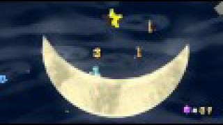 Super Mario Galaxy 2 - Boo Moon Galaxy: Silver Stars Pop-Up