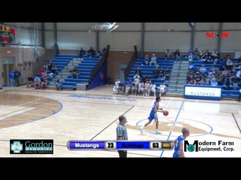 Gordon-Rushville Basketball vs. Alliance