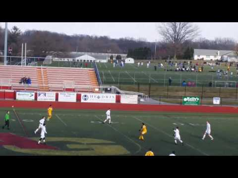 2nd Game Colonial College Showcase 2nd half video 1