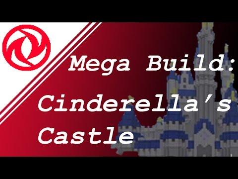 Mega-Build Cinderella's Castle