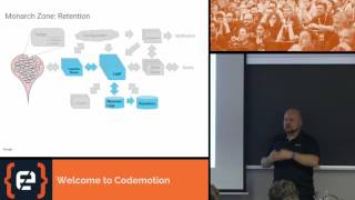 Monarch, Google's Planet Scale Monitoring Infrastructure - Roberto Lupi - Codemotion Milan 2016