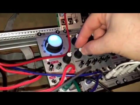 Mutable instruments - Rings Eurorack Modular Synth
