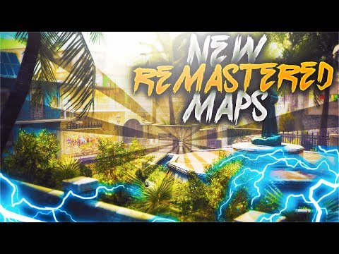 NEW FREE BLACK OPS 3 REMASTERED MAPS OUT NOW NEW WEAPONS