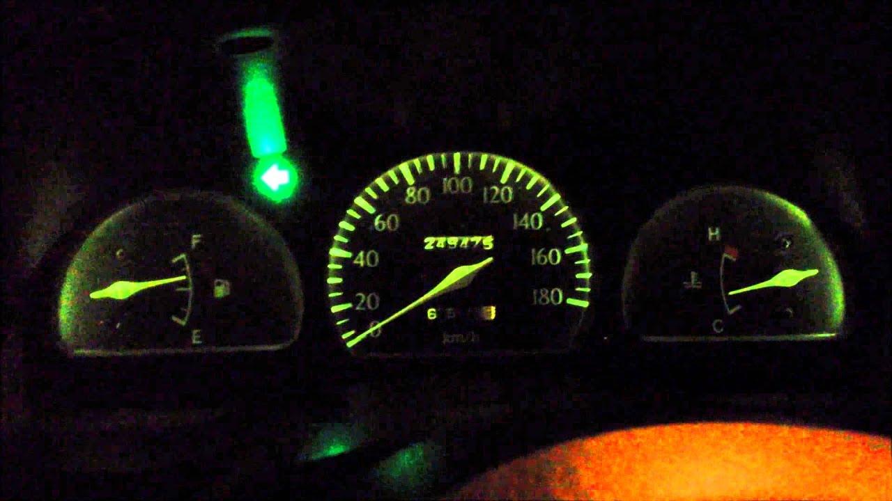 Toyota Starlet 1 4 0-100