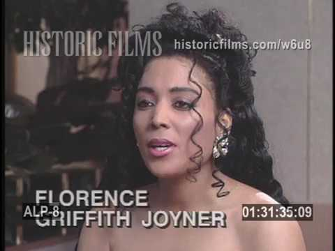 Flo-Jo Interview (1/3) - On her upbringing and her style