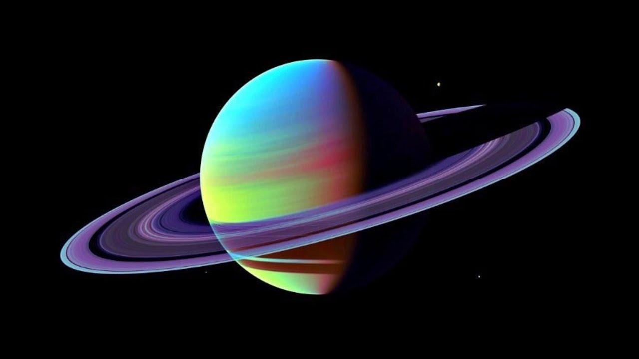 La guía de los Planetas del Sistema Solar - Saturno
