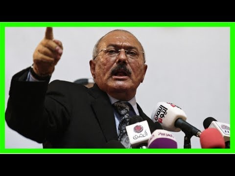 Yemen's ali abdullah saleh ruled by shifting alliances as nation crumbled