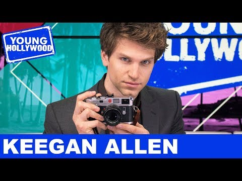 Keegan Allen Shares His Stories with Justin Bieber, Zac Efron, & Taylor Swift!