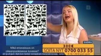 TV-Pelin Juontaja sekoaa 2015